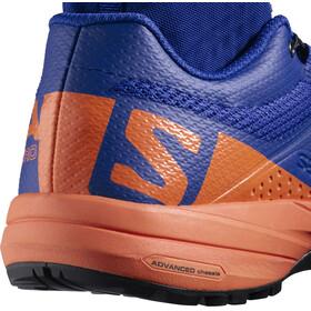 Salomon XA Enduro Shoes Men surf the web/flame/black